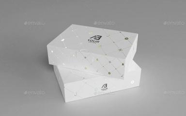 白色盒子效果图